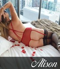 melbourne escort Alison