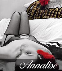 melbourne escort Annalise