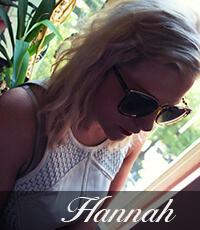 melbourne escort Hannah