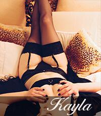 melbourne escort Kayla