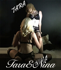 melbourne escort Tara and Nina
