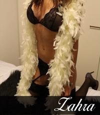 melbourne escort Zahra
